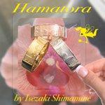 ハマトラ=横浜トラディショナル by イセザキ シマミネ‼️詳しくはこちら   #ギフト #アクセサリー #リング #ペ