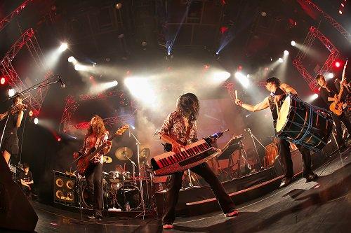 高梨康治&刃-yaiba-Live2017/9/24(日)@新宿ReNY♪ #CureMetal #yaiba_je #