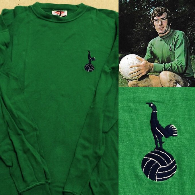 Happy 72nd Birthday to Tottenham Hotspur goalkeeping legend Pat Jennings