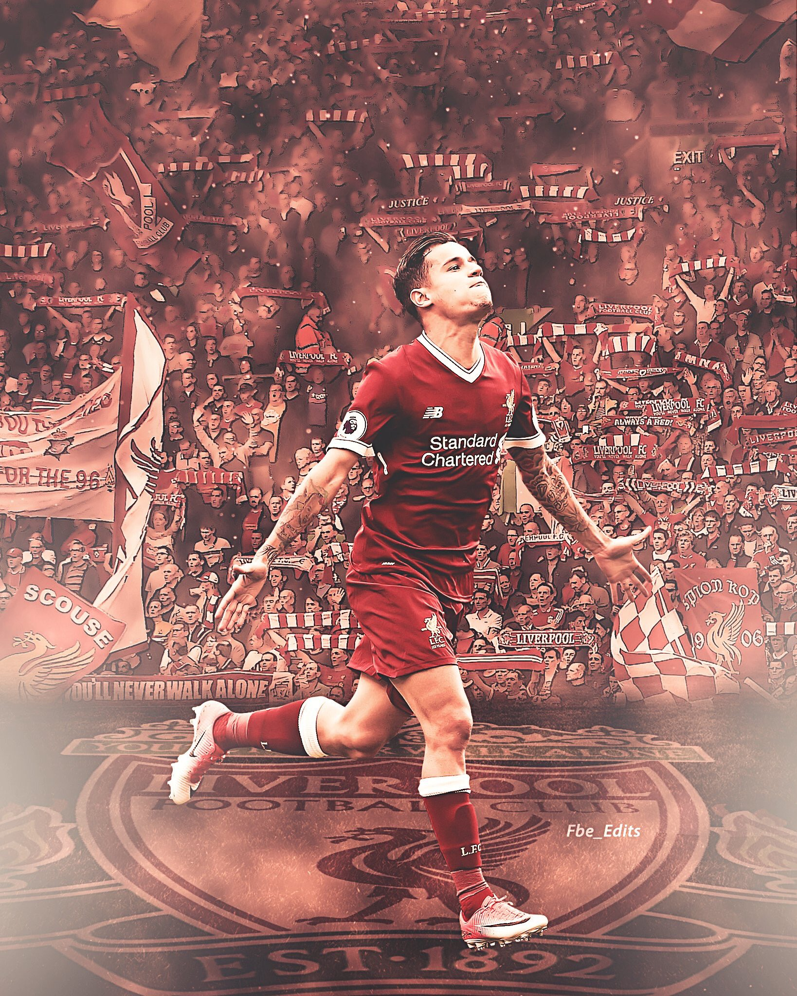 Happy birthday to our wonderful little magician, Philippe Coutinho!