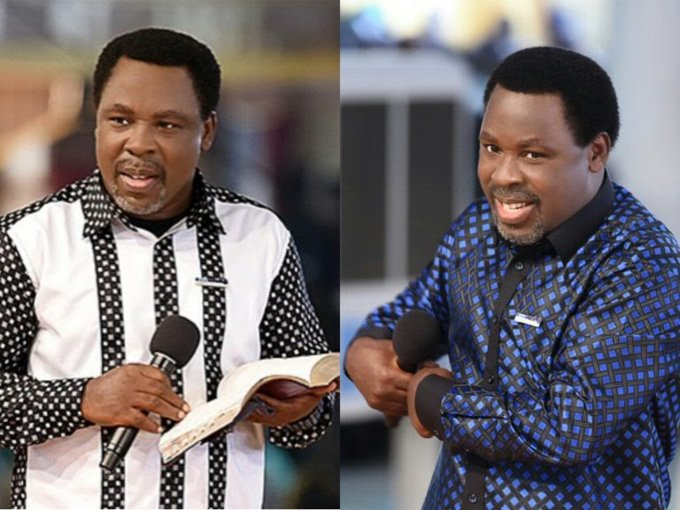 Happy Birthday Prophet T.B. Joshua, He Turns 54 Today