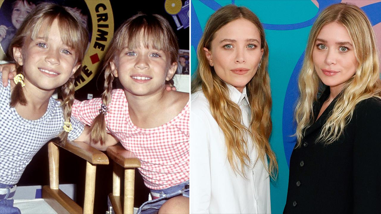 Happy birthday Mary-Kate and Ashley Olsen!
