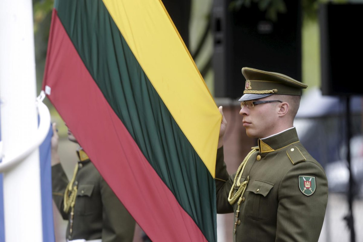 Lithuania's launches over 5,000-strong military drill with NATO allies