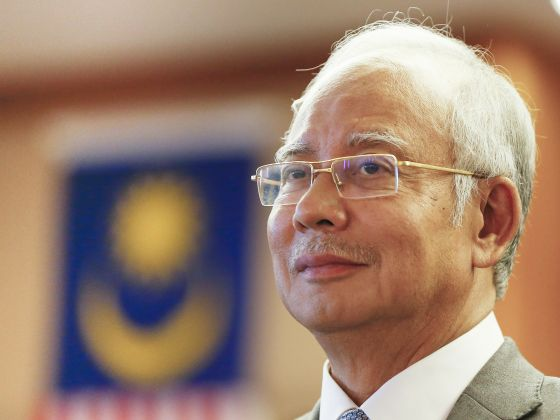 Najib reminds social media users of their responsibility to spread positive news