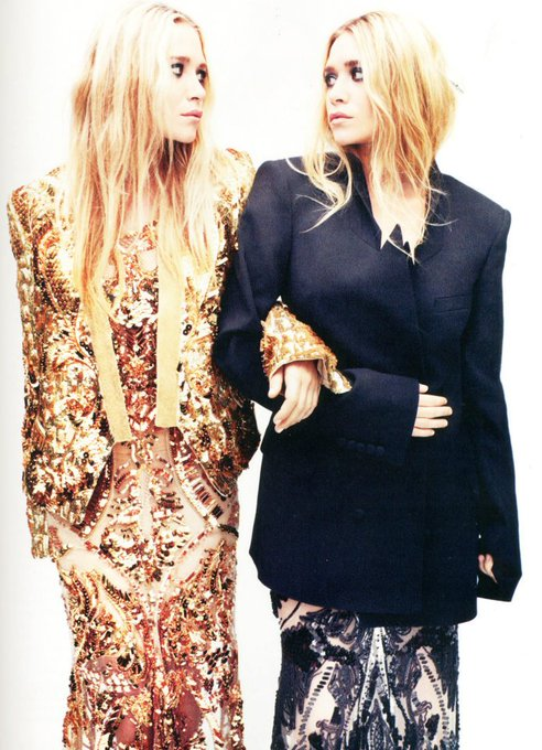 Happy 31st birthday to one of fashion\s favorite twins, Mary-Kate and Ashley Olsen.