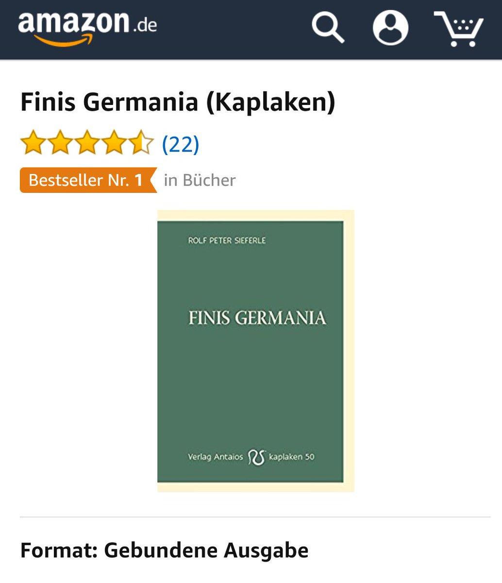 #FinisGermania