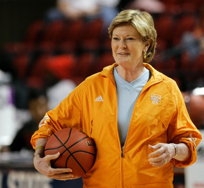 Happy Birthday to the amazing Pat Summitt!