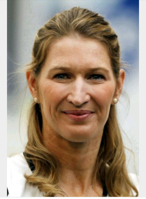 Happy birthday @ Steffi Graf