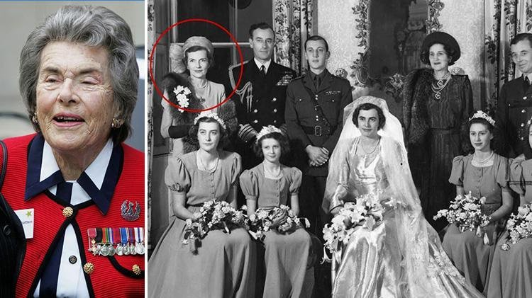 Countess Mountbatten of Burma dead aged 93 – Queen's third cousin and survivor of 1979 IRA bombing that killed her father Lord Mountbatten dies, family say