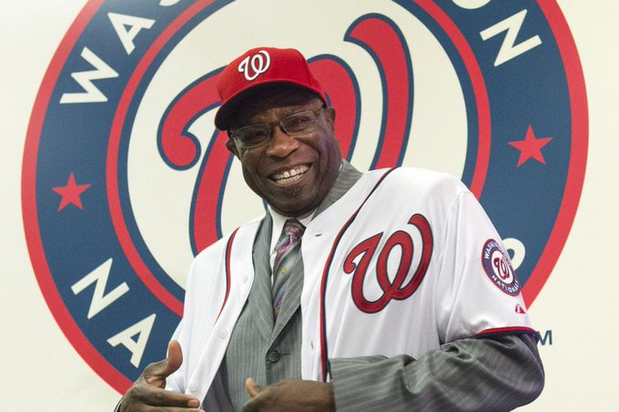 Happy Birthday to the one and only, Dusty Baker!