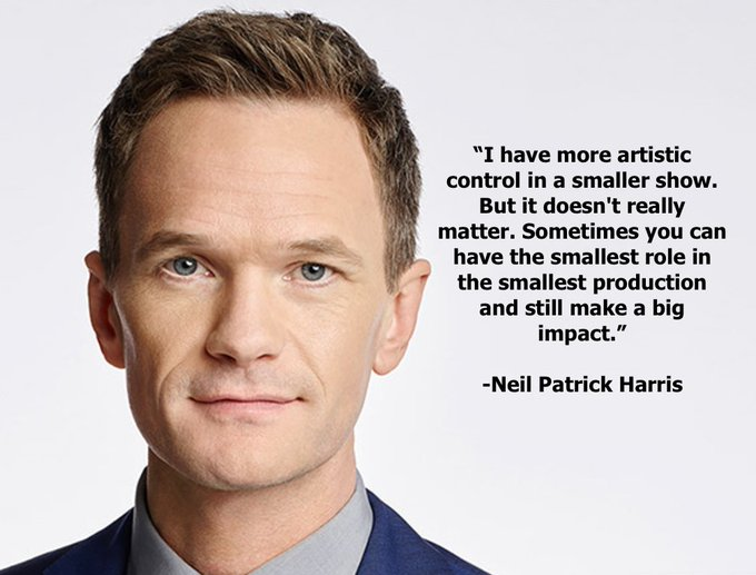 Happy Birthday Neil Patrick Harris from Cast It Talent!