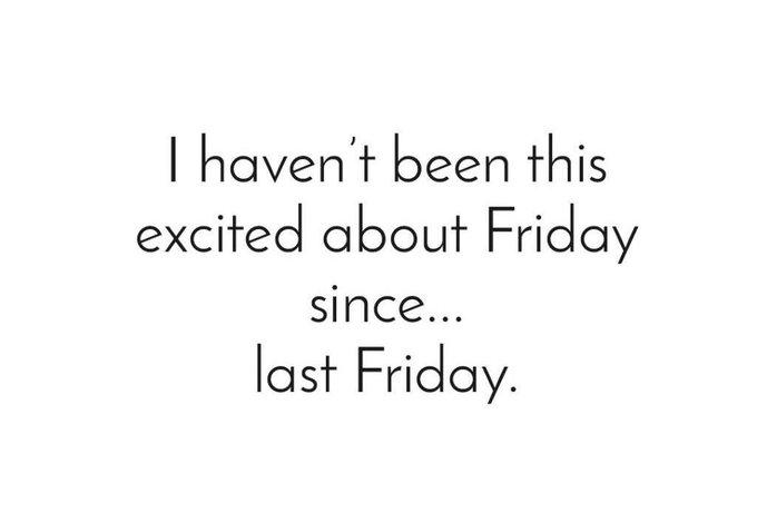 #FridayFeeling https://t.co/zpx4rqD0DV