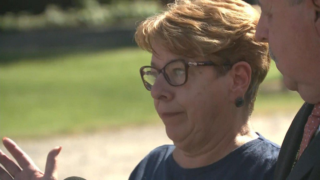 """Alexandria shooter's wife: """"I can't wrap my head around it"""""""