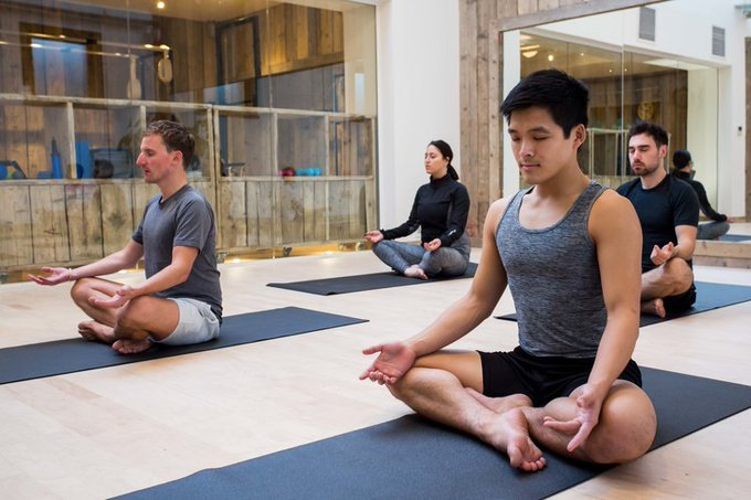 Bring a friend for free to Will's Yoga class on Monday! yoga foresthill se23 freebie