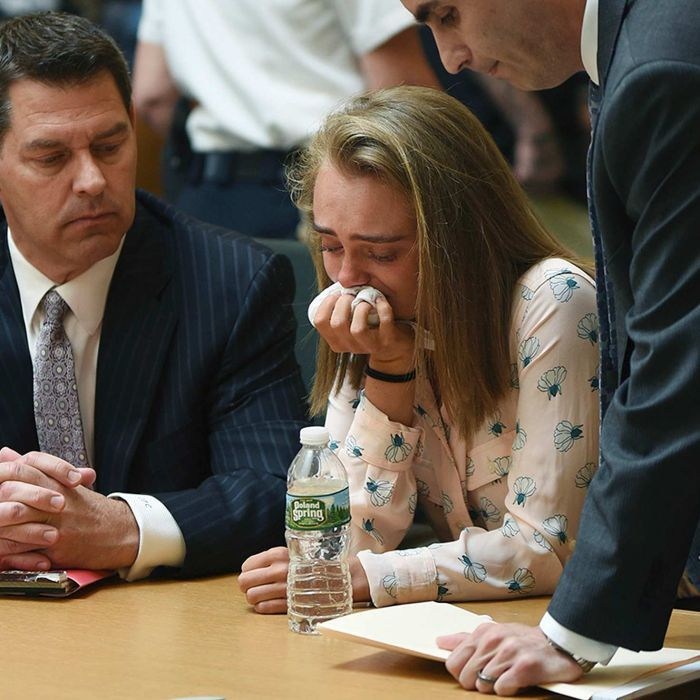 Girlfriend who sent suicide texts found guilty of manslaughter