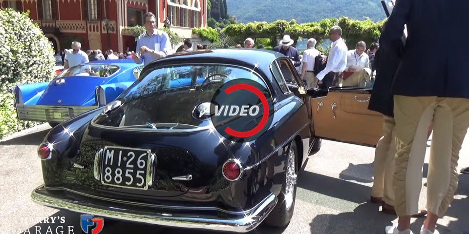 Harry Metcalfe Takes Us For A Tour In The 2017 Villa d'Este