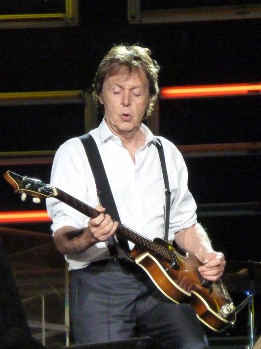 Ay yo Happy Birthday to the daddiest of all daddies - Paul McCartney