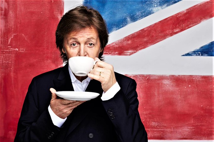 Happy 75th birthday Sir Paul McCartney!