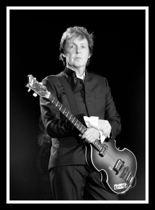 Happy Birthday Paul McCartney !!!
