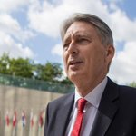British finance minister Philip Hammond says not deaf to voter weariness on spending cuts