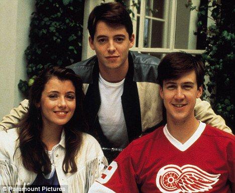 Happy Birthday Mia Sara the reason Ferris wanted a day off