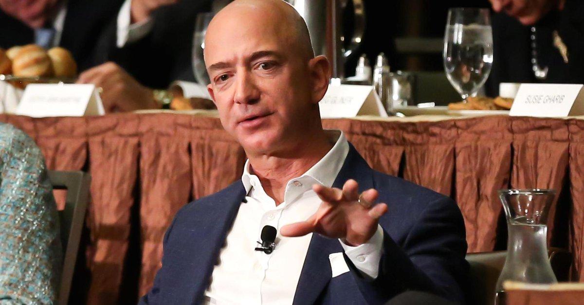 Amazon CEO Jeff Bezos may be single-handedly killing inflation