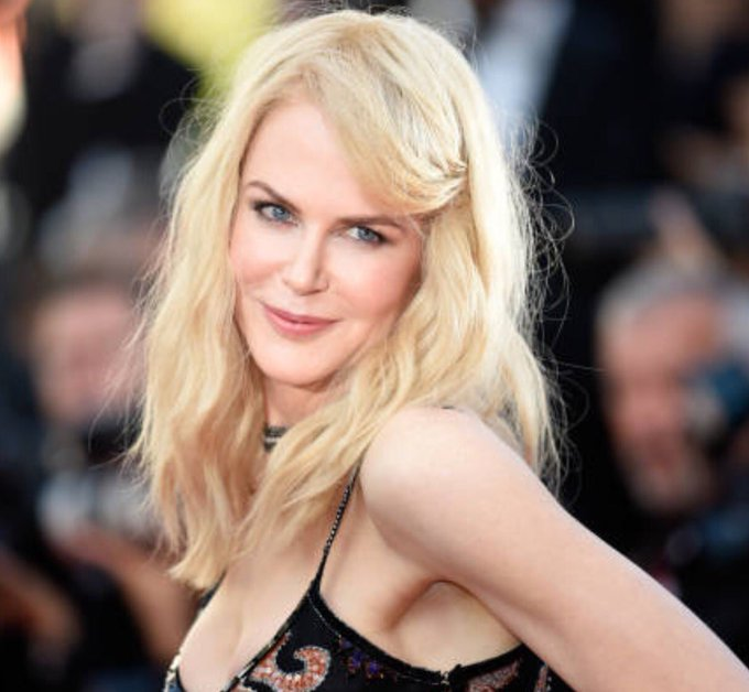 How is Nicole Kidman 50?!?! Happy birthday, queen!