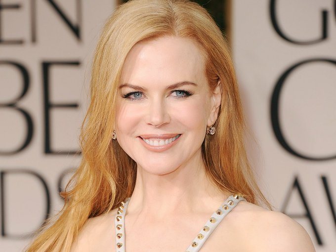 ~Happy birthday to Nicole Kidman! The Australian actress turns 50~