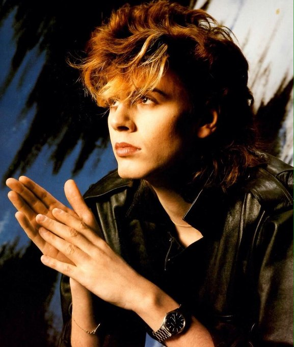 Happy Birthday and Save A Prayer for the gorgeous and talented John Taylor of Born on this day 1960