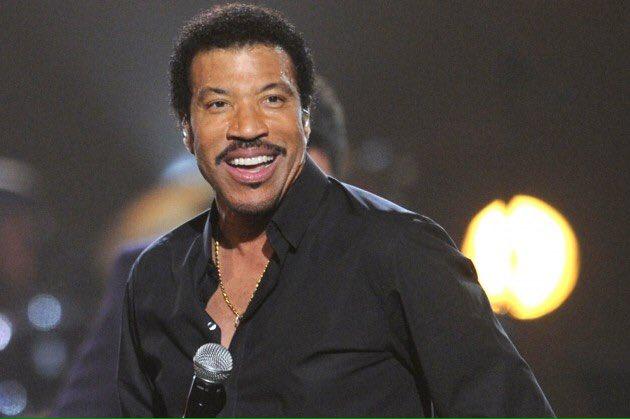Happy Birthday Lionel Richie!!!