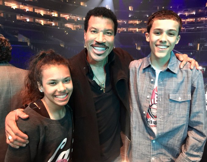 Happy Birthday to the one in only Dr. Lionel Richie!!