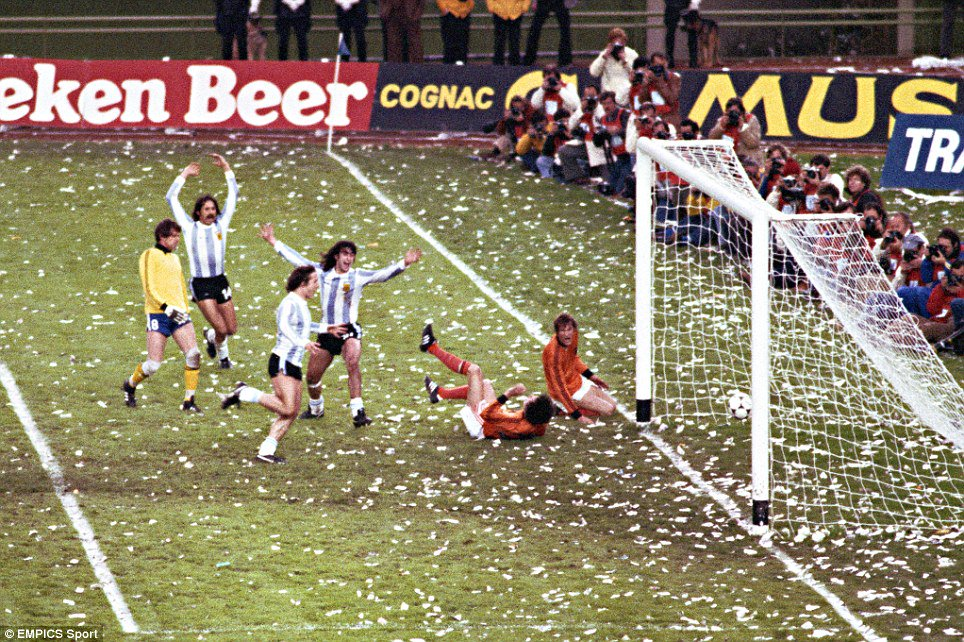 Image result for 1978 world cup