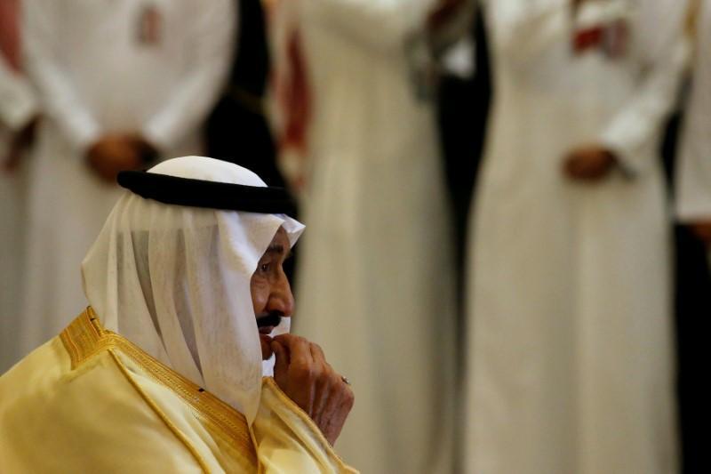 Saudi king to skip G20 summit: German government spokesman