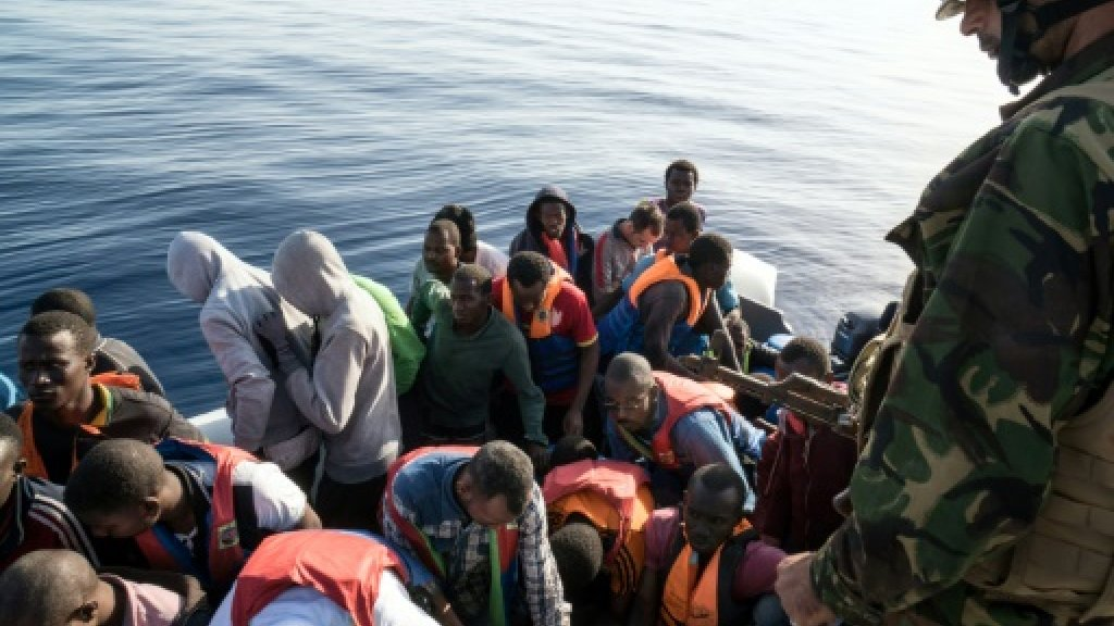 'Not sustainable' for Italy to handle migrant crisis alone: UN