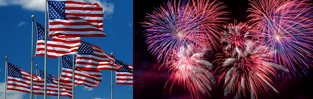 From all of us at the FBI, we wish you and yours a happy and safe #IndependenceDay.