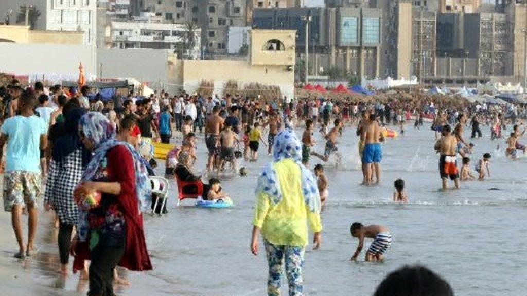 Libya rocket attack kills five on Tripoli beach: ministry