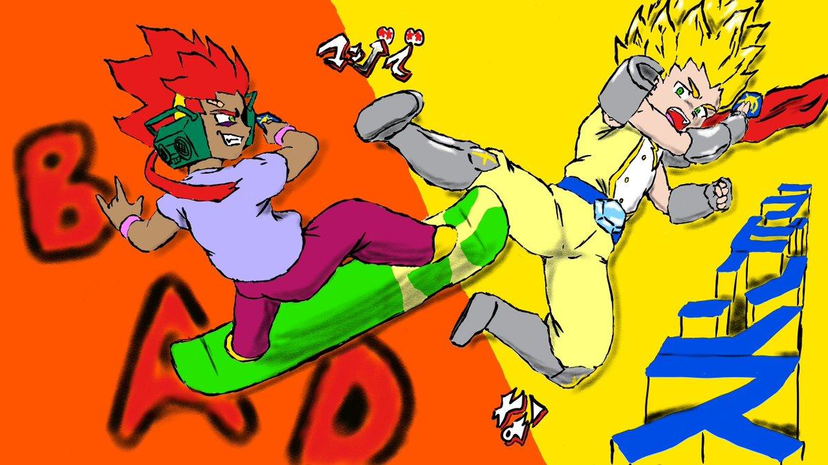 マジでBADなラビリンス!!#duelmasters