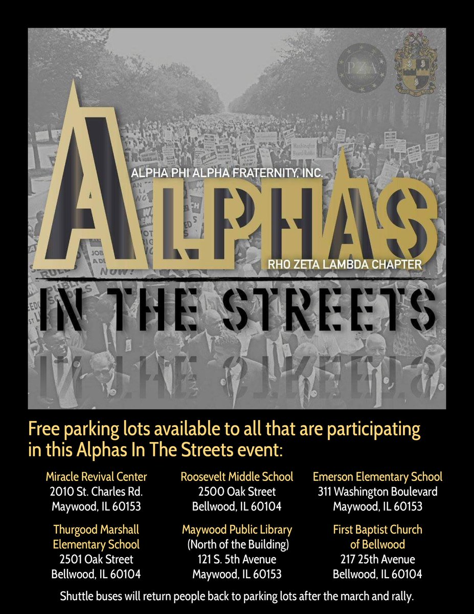 test Twitter Media - PARKING INFORMATION!!! If you are attending Alphas in the Streets tomorrow, please RT! #alphasinthestreets #alphas #rhozetalambda #repwelch https://t.co/xg7zM7rLuf