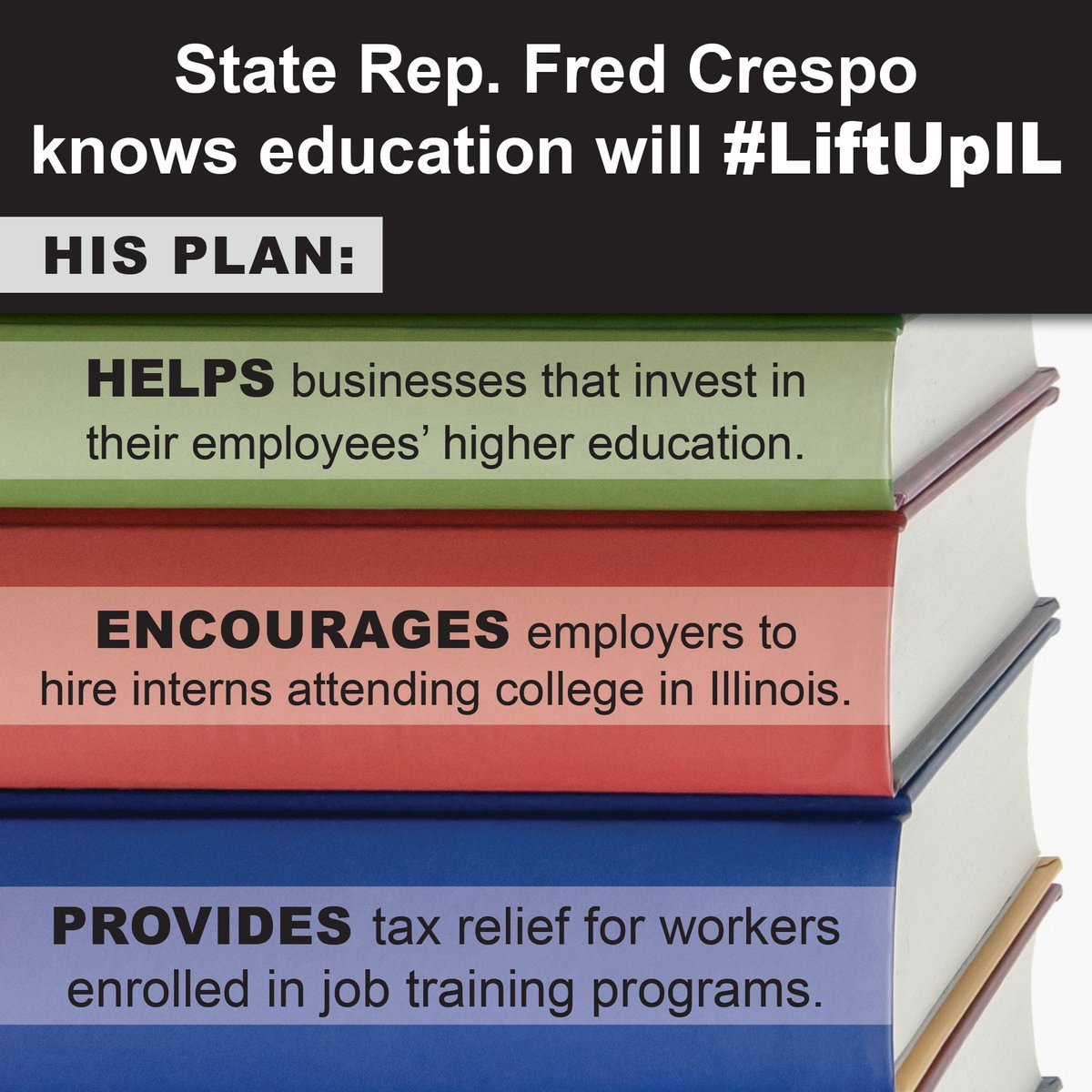 test Twitter Media - A STRONG economy begins w/ a STRONG workforce. #LiftUpIL. By making IL a great place to go to school & work, we are building a strong future https://t.co/2F0tEHIm5e