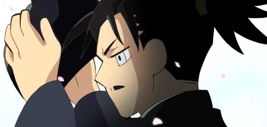 TOKYO MX版、信長の忍び第38話ご視聴ありがとうございました!信長様が烏帽子取るときの作画が美しすぎました・・・!