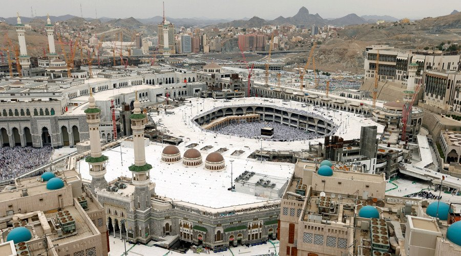 Terror plot targeting Grand Mosque in Mecca foiled – Saudi security forces
