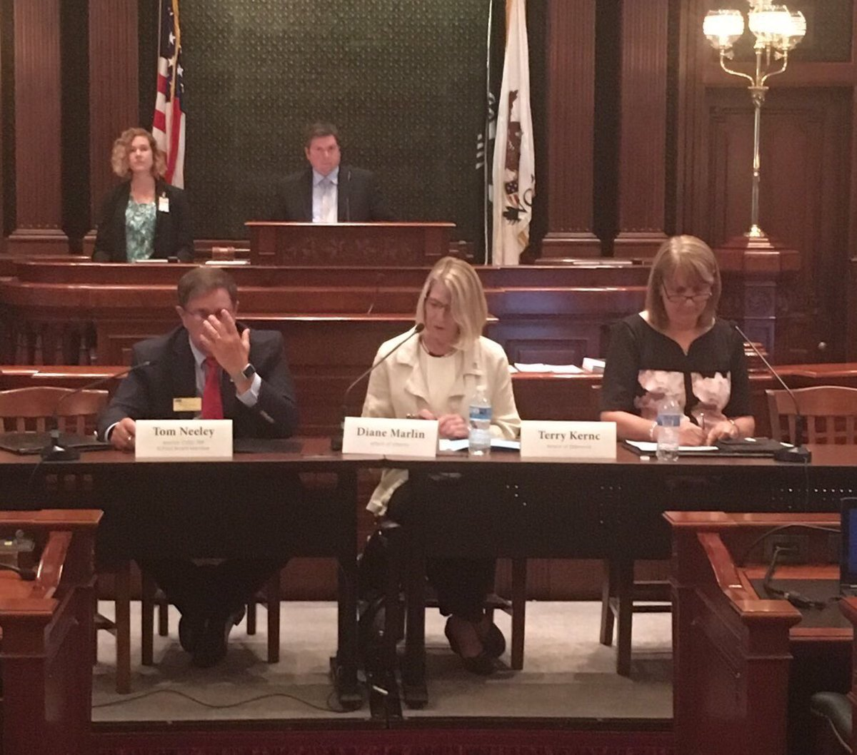 test Twitter Media - .@cityofurbana Mayor Diane Marlin testifying in the House: property tax freeze would damage schools, parks, libraries and infrastructure. https://t.co/91DnIiVdRT