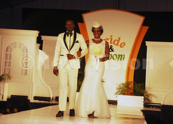 Couples flock to Bride & Groom expo