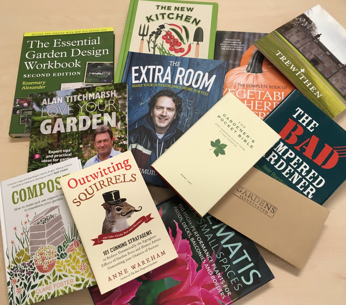 test Twitter Media - Our gardening auction includes a tour of @Trewithengarden in Cornwall with  Head Gardener Gary Long, bid here to win https://t.co/Q4OJ2PatP4 https://t.co/KjVkXafEUE