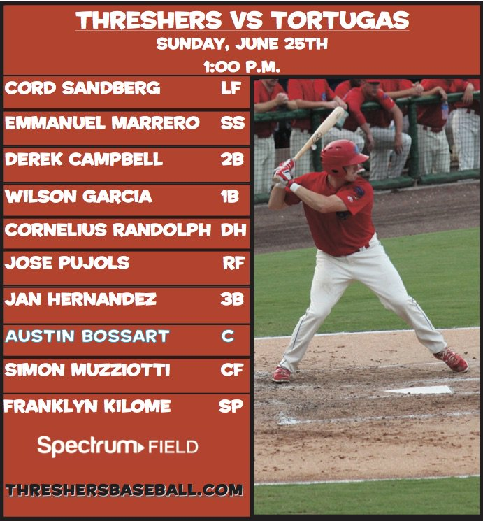 Threshers Baseball