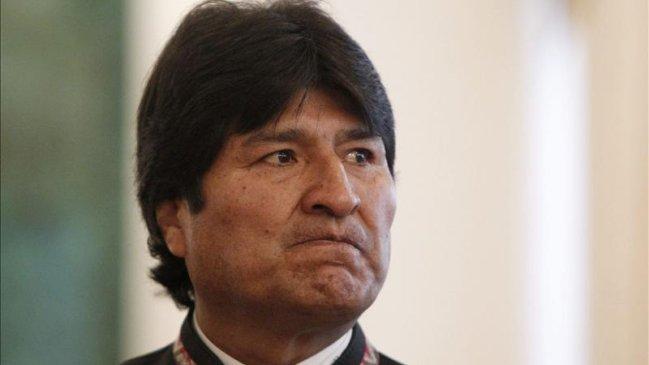 """Senador DC: La agresividad de Evo Morales """"no tiene límites"""""""