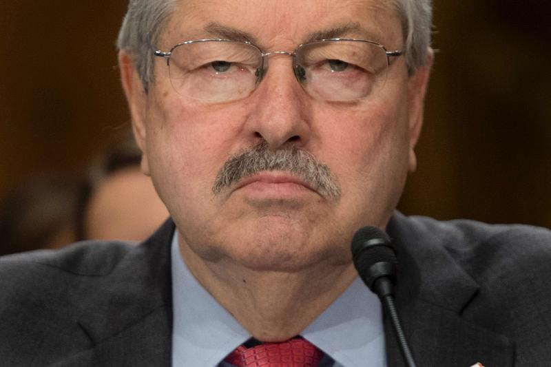New US ambassador to China Terry Branstad says North Korea a top priority