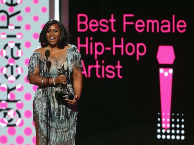 Remy Ma beats Minaj for BET's hip hophonor