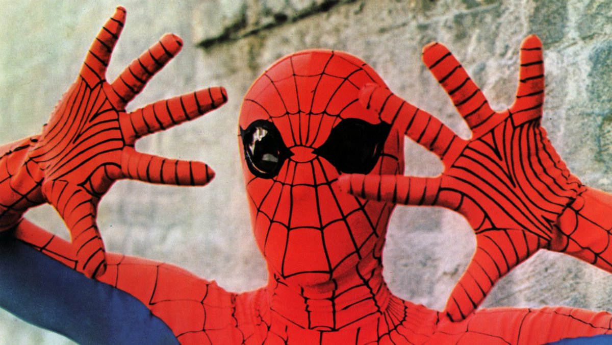RT @HeatVisionBlog: Stan Lee Hated 1970s 'Amazing Spider-Man' TV Series