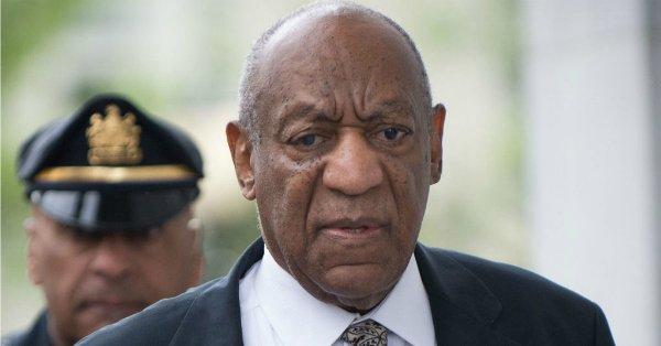 "Bill Cosby is calling ""sexual assault tour'' propaganda:"